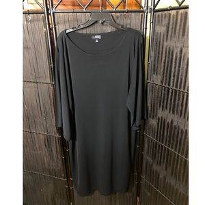 Black Professional Dress size XL from Express